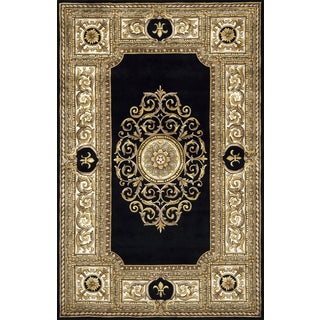 Hand-tufted Paris Villette Wool Rug (8' x 11')