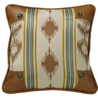 18-inch Alamosa Pillow with Conchos