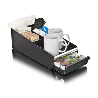 Vesta Coffee and Condiment Organizer