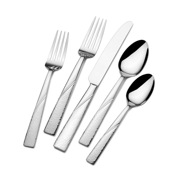 Gourmet Basics Barletta 20-piece Flatware Set