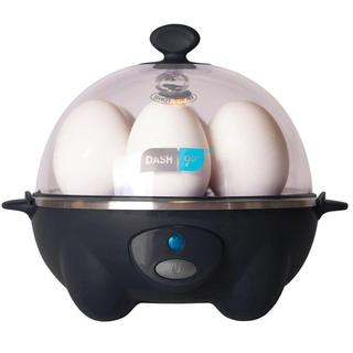 Dash Black Six Rapid Egg Cooker