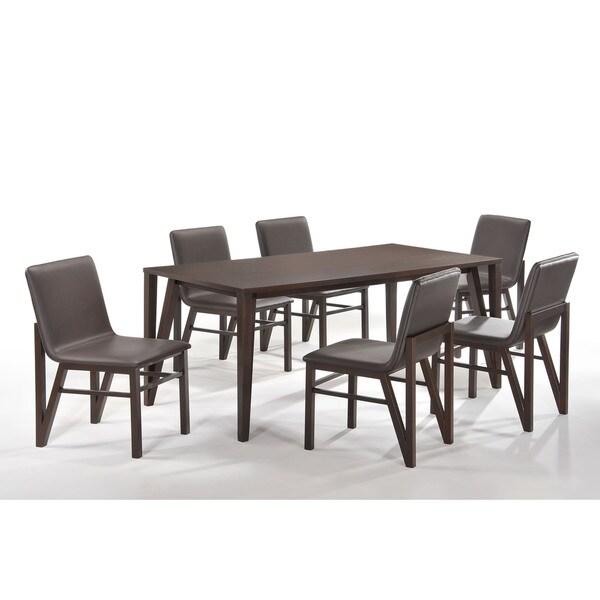 CAFE 7-piece Dining Set