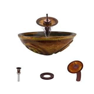 Mr Direct 610 Oil Rubbed Bronze Bathroom Ensemble