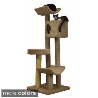 Fluffy's Favorite 4-tier Cat Tree