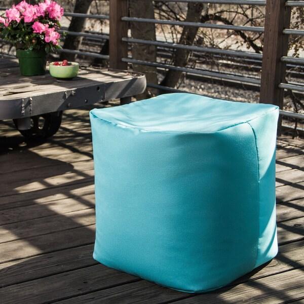 Jaxx Bean Bags Luckie Indoor/Outdoor Ottoman