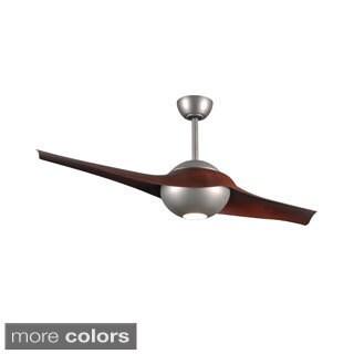 Matthews Fan Company C IV Rosewood 2-blade Ceiling Fan
