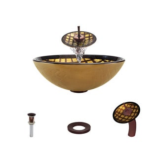 Mr Direct 635 Oil Rubbed Bronze Bathroom Ensemble