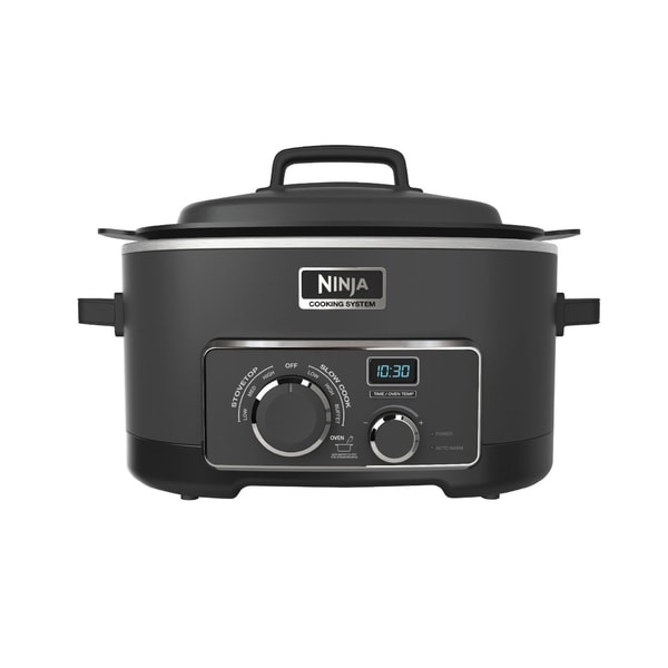 Ninja MC702RB 3-in-1 Cooking System (Refurbished)
