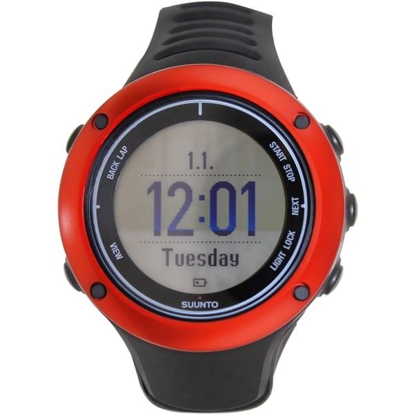 Suunto Men's Ambit2 SS019211000 Digital Rubber Quartz Watch