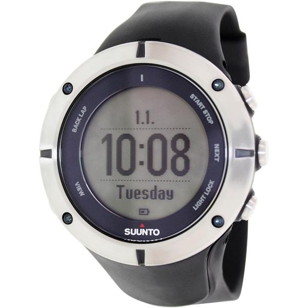 Suunto Men's Ambit2 SS019182000 Digital Resin Quartz Watch