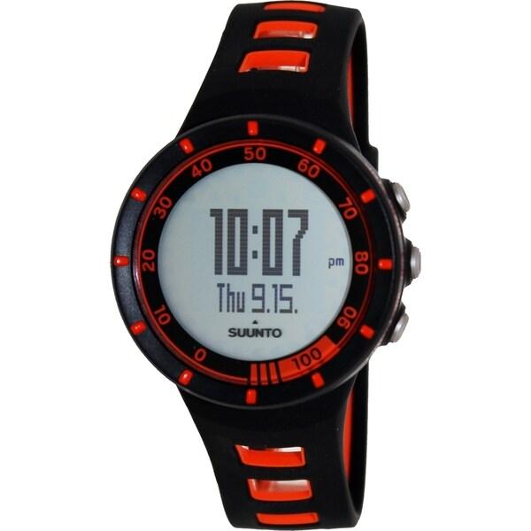 Suunto Men's Quest SS018154000 Digital Plastic Quartz Watch