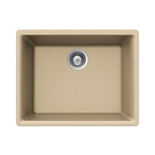 Houzer Undermount Granite 18.310 23.620 GALAXYN-100UAVORIO Avorio Kitchen Sink