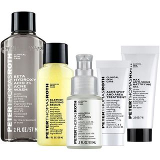 Peter Thomas Roth Acne Kit with Therapeutic Sulfur Cooling Masque