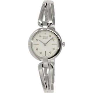 Esq Women's 07101442 Stainless Steel Swiss Quartz Watch