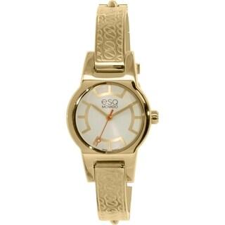 Esq Women's Nova 07101413 Goldtone Stainless Steel Swiss Quartz Watch