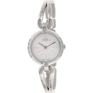 Esq Women's Corbel 07101395 Stainless Steel Swiss Quartz Watch