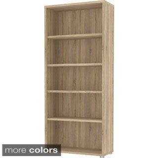 Structure Bocca 5-shelf Wide Bookcase