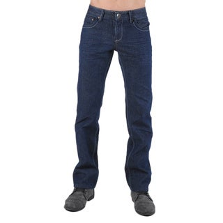 Dinamit Jeans Men's Classic Slim Straight Leg Jeans