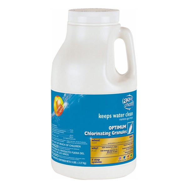 Aqua Chem Swimming Pool Optimum Chlorine Granules