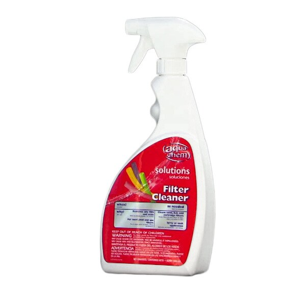 Aqua Chem Swimming Pool Filter Cleaner Plus