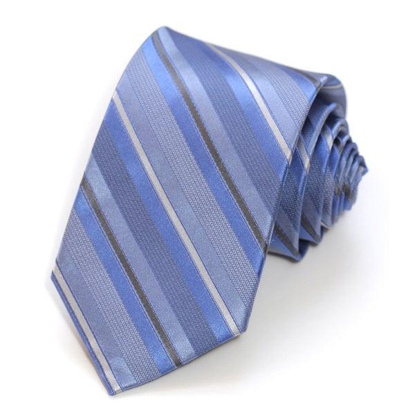 Alara Light Blue Modern Width Silk Tie