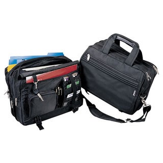 Goodhope Expandable Soft Briefcase