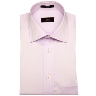 Alara Fine Lavender Twill Men's Dress Shirt
