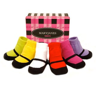 Trumpette Mary Jane Bright Sock Set