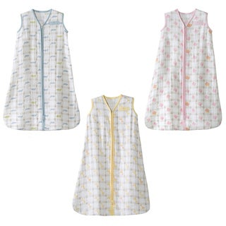 Halo SleepSack Medium Cotton Muslin Wearable Blanket