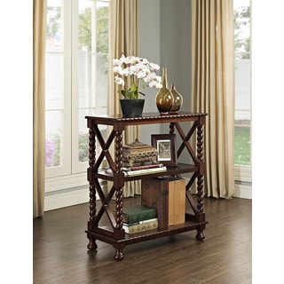 Bombay Outlet Voyager Medium Bookcase
