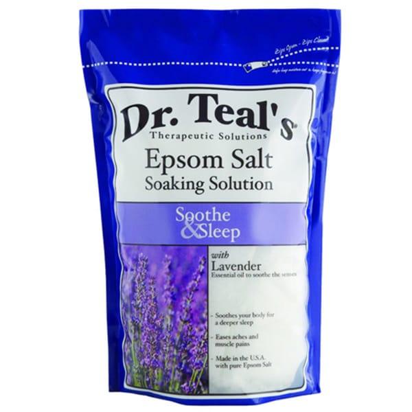 Bath Salts & Crystals