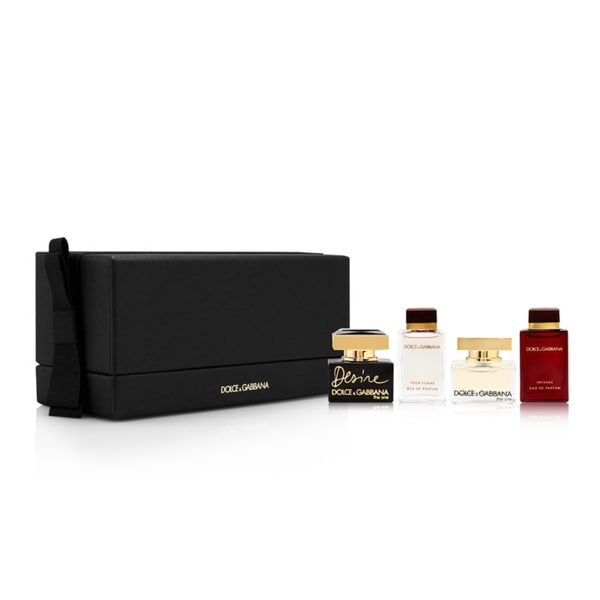 Dolce & Gabbana Fragrance Mini Collection