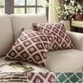 INSPIRE Q Montvale 20-inch Toss Accent Pillow (Set of 2)