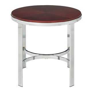 Alexandria Round End Table