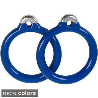 Swing Set Stuff Commercial Coated Round Trapeze Rings