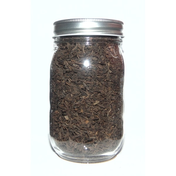 Organic Pu Erh Black Tea