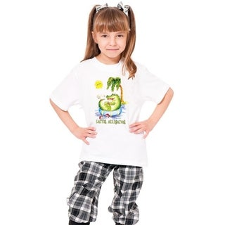 Youth 'Later Alligator' Print Cotton T-shirt