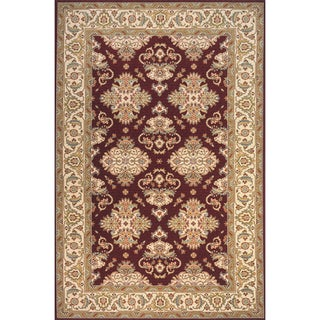 Royal Hand-finished Persian New Zealand Wool Area Rug (5' x 8')