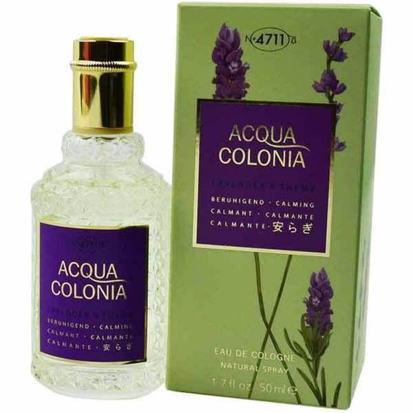 Acqua Colonia 4711 Lavendar and Thyme Women's 1.7-ounce Eau de Cologne