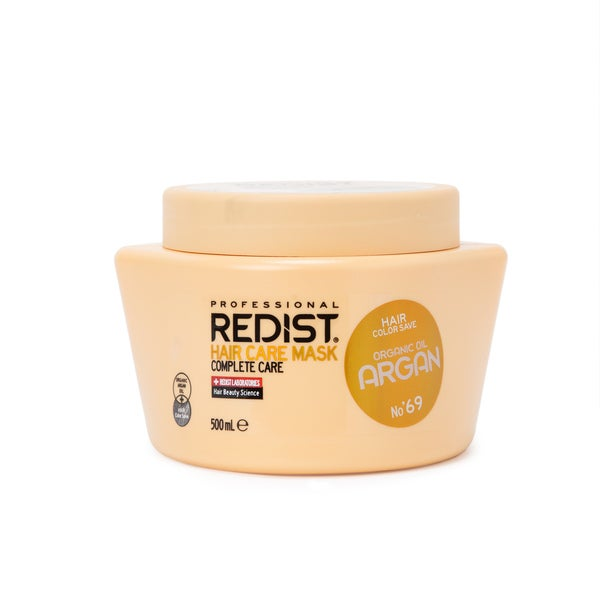 Redist USA Organic Argan Oil Hair Care Mask