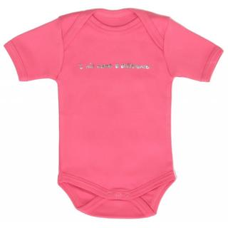 'I Will Make A Difference' Tagless Baby One-piece Bodysuit