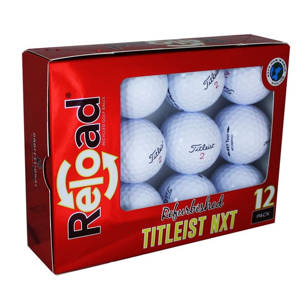 Titleist NXT (Pack of 24) Golf Balls