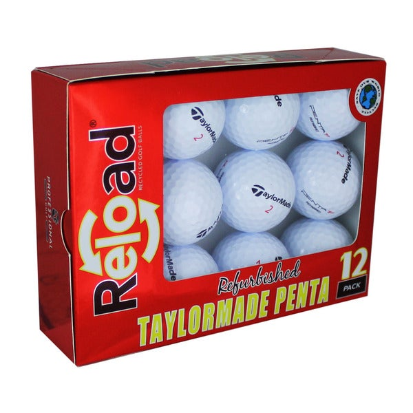 Taylormade Penta (Pack of 24) Golf Balls