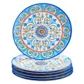Certified International Tuscany Painted 11-inch Dinner Plates (Set of 6)
