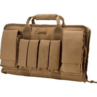 Loaded Gear RX 50 16-inch Tactical Pistol Bag Dark Earth