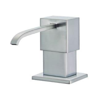 Danze Sirius D495944SS Stainless Steel Bathroom Soap Dispenser
