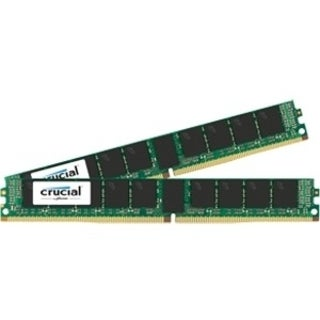 Crucial 32GB Kit (16GBx2) DDR4 PC4-17000 Registered ECC 1.2V