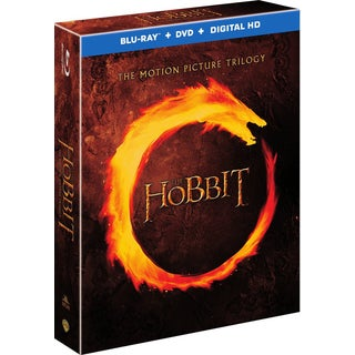 The Hobbit: Motion Picture Trilogy (Blu-ray/DVD)
