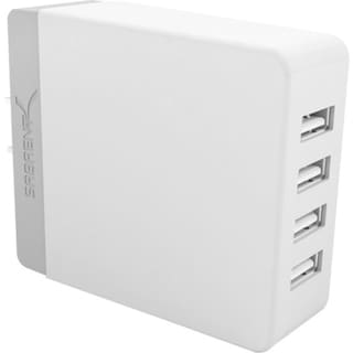 Sabrent 40W 4-Port USB Wall Charger