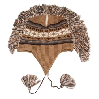 Handcrafted Alpaca 'Cochas Adventure' Chullo Hat (Peru)